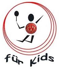 """Logo """"Badminton für Kids"""""""